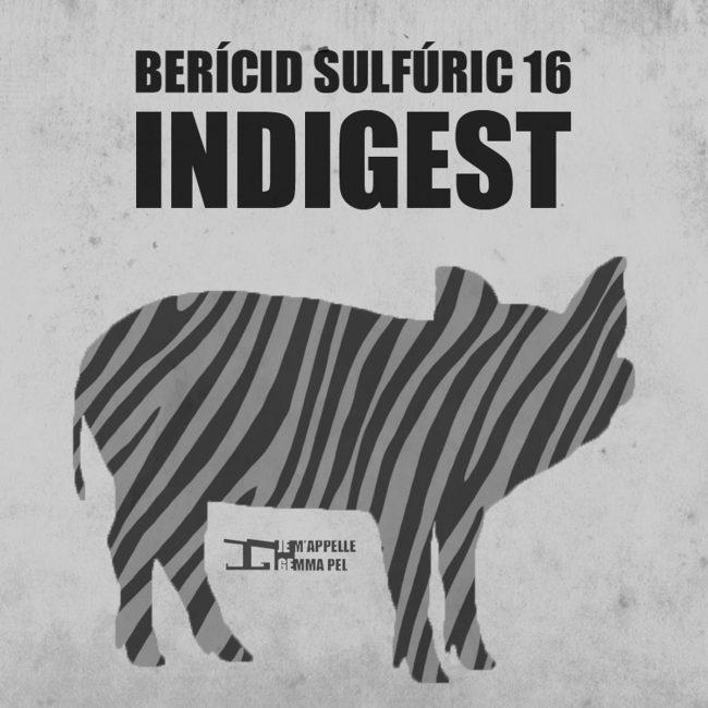 16 – Indigest