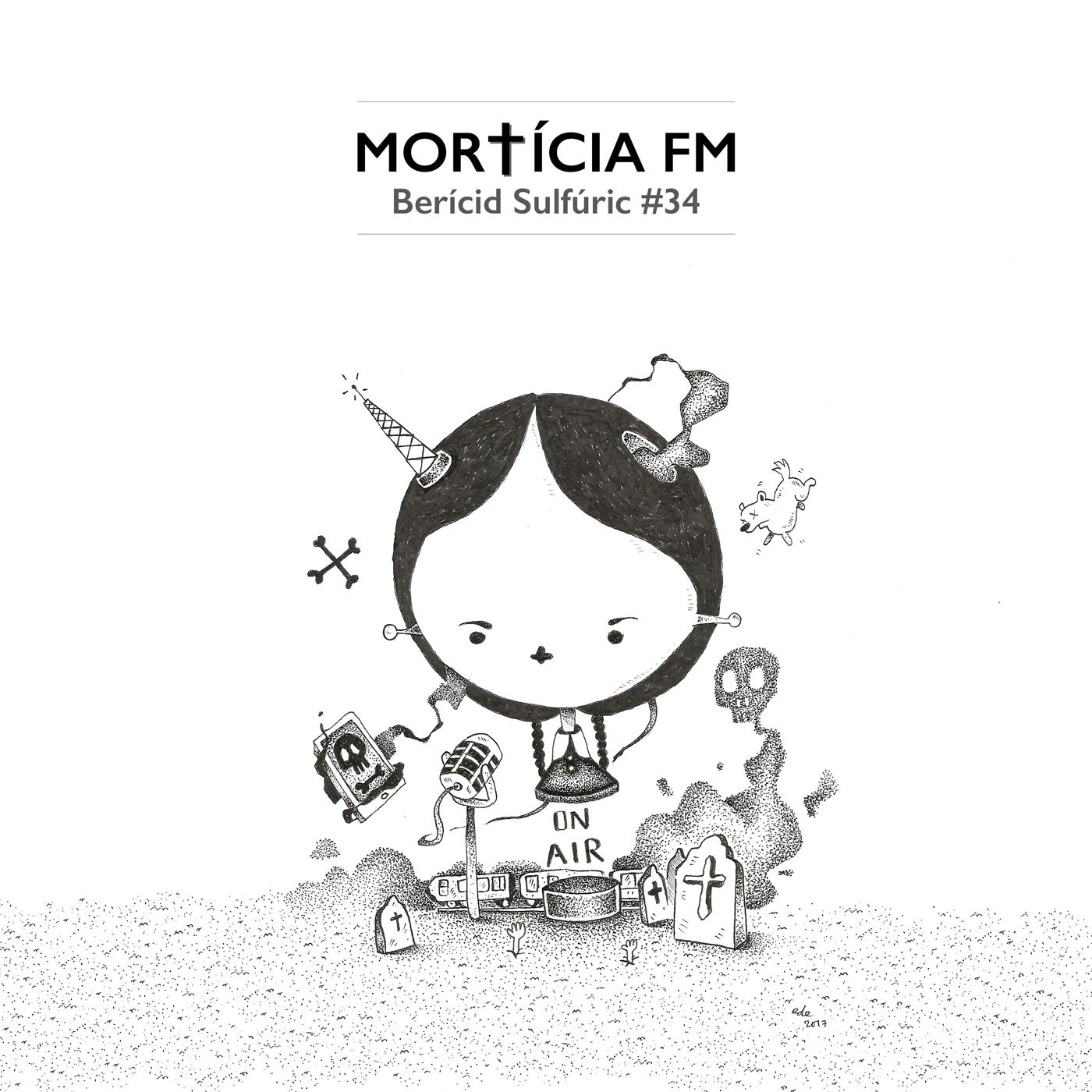 34 – Mortícia FM